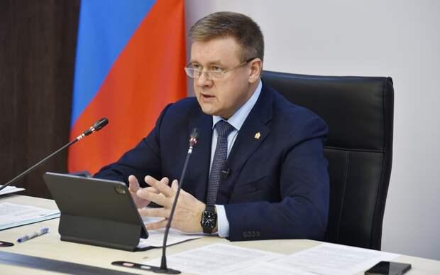 Рязанский губернатор рассказал о сбоях в онлайн-сервисе записи ко врачу