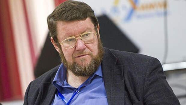 Сатановский осадил анекдотом дипломата из США, выступившего за уничтожение «СП-2»