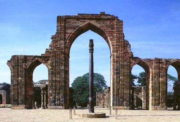 Почему индийский железный столб не ржавеет 1500 лет
