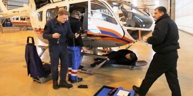 Специалисты Московского авиацентра получили благодарность от Росавиации