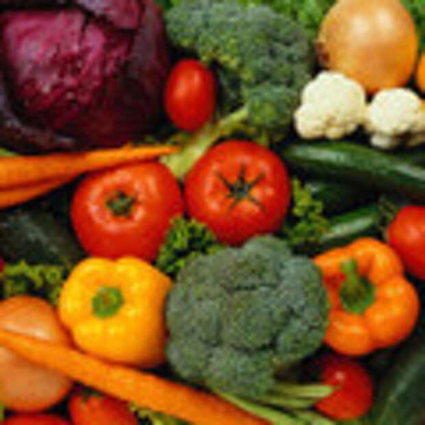 Овощи полезны для здоровья