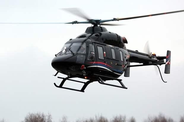 Сербия получила первый медицинский вертолет «Ансат» российского производства