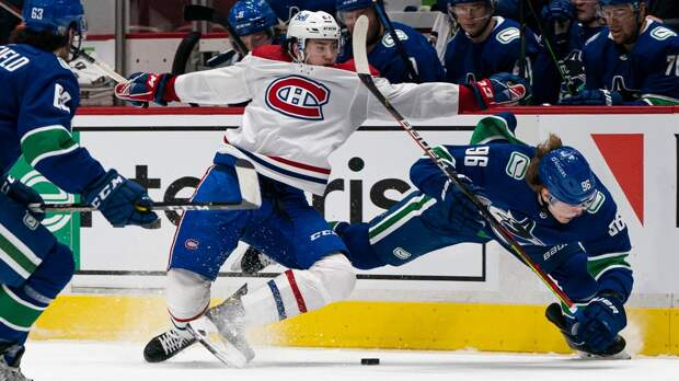 Романова впервые в НХЛ обманули одним финтом. Но русский новичок играет больше всех в «Монреале»