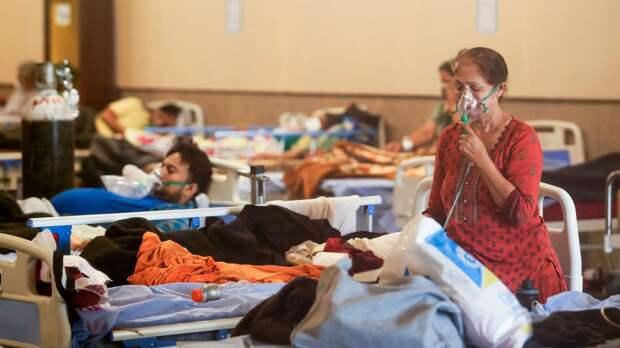 Песков заявил о постоянном взаимодействии Москвы и Нью-Дели по коронавирусу