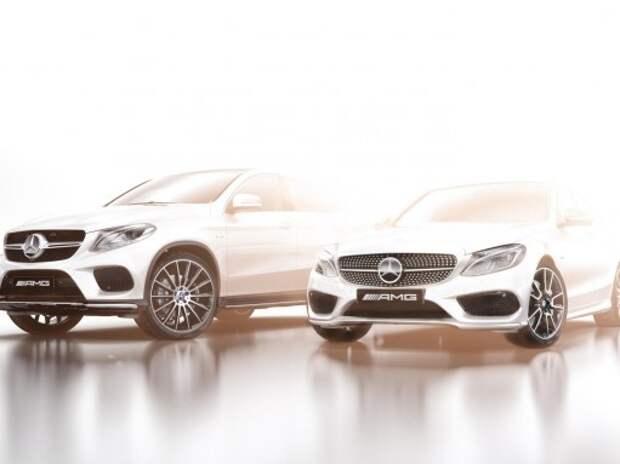 Mercedes-Benz показал свой «X6» и анонсировал линейку AMG Sport
