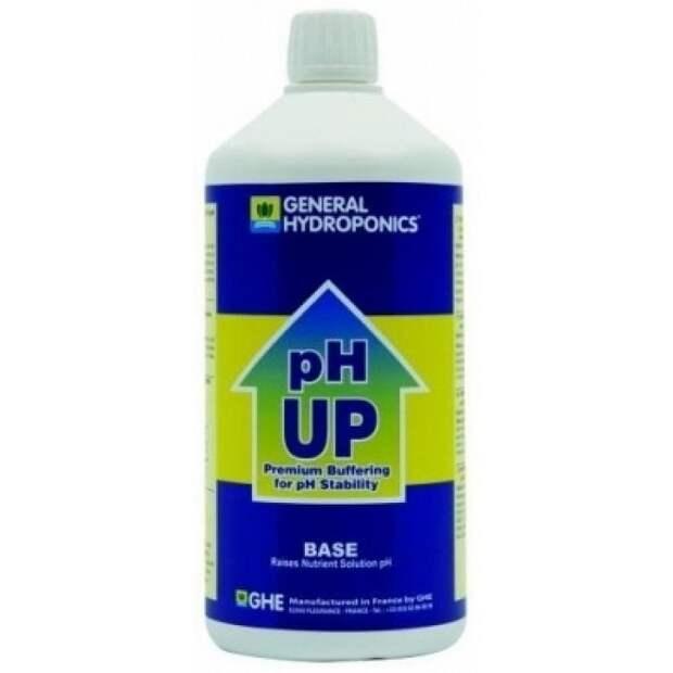 Раствор с повышенным pH