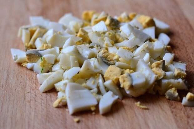 Домашний рецепт сытного весеннего салата «Зодиак». Вкусно и просто