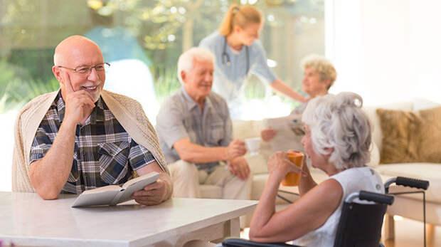 Так ли плохи дома престарелых на самом деле