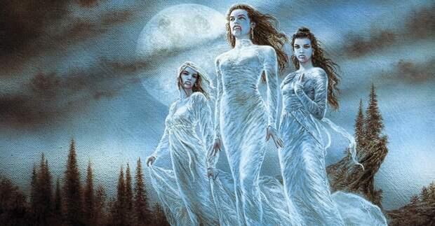 Кто такие вампиры – мистические существа или реальные люди?