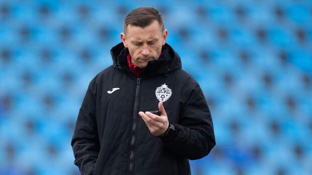 Наставник ЦСКА Олич считает, что команда плохо использует стандарты