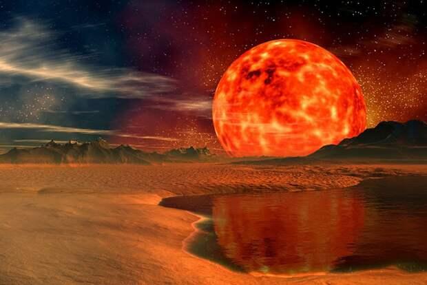 Ведущие астрономы представили факты существования планеты Нибиру