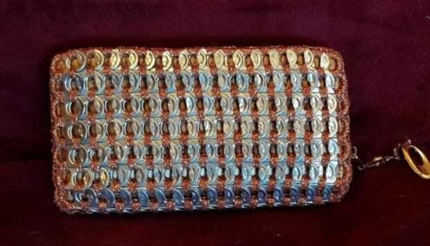 13 поделок, по которым сходу не догадаться, что их смастерили из ключ-колец от алюминиевых банок