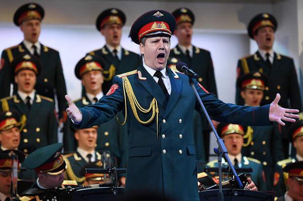 Ансамбль имени Александрова выпустил ко Дню Победы новый альбом