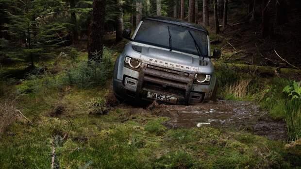 Land Rover Defender в дефиците не только в России