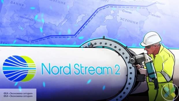 Витренко: США смогут заблокировать работу «Северного потока — 2»