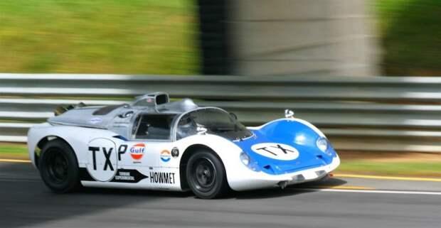 Howmet TX — красивый и быстрый прототип группы 6, а главное единственный ГТД-кар, который выиграл хоть что-нибудь авто, автоспорт, газотурбинный двигатель, гтд, двигатель, мотор, технологии, турбина