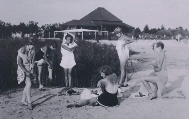 Курортные романы в СССР. Как советские люди уходили в отрыв на отдыхе?