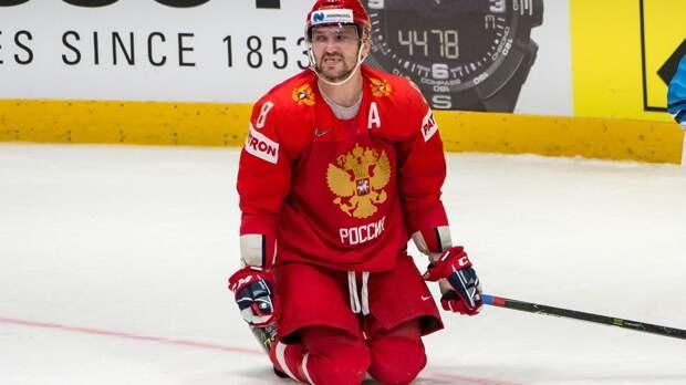 Когда ждать Овечкина в сборной? Если «Вашингтон» не начнет спасать серию, русская звезда успеет на четвертьфинал ЧМ