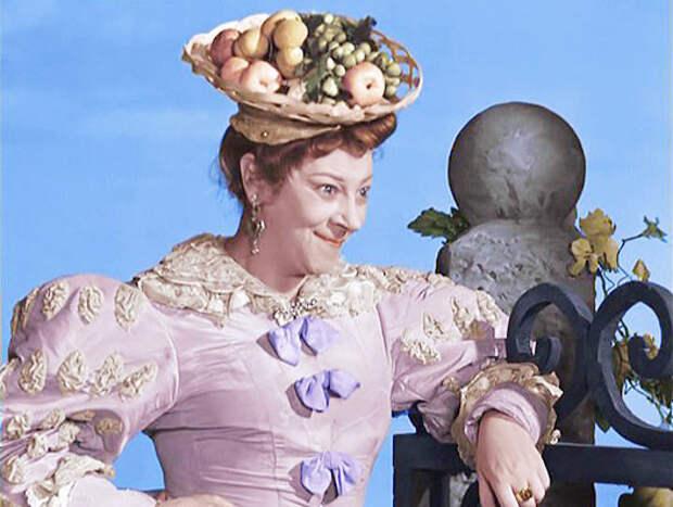 Мачеха Золушки. Золушка, 1947, Фаина Раневская. СССР, злодейка, кино