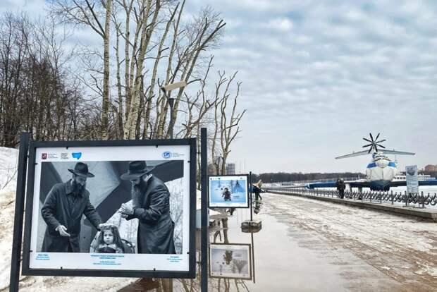 В Северном Тушине открылась фотовыставка, посвященная традициям народов России