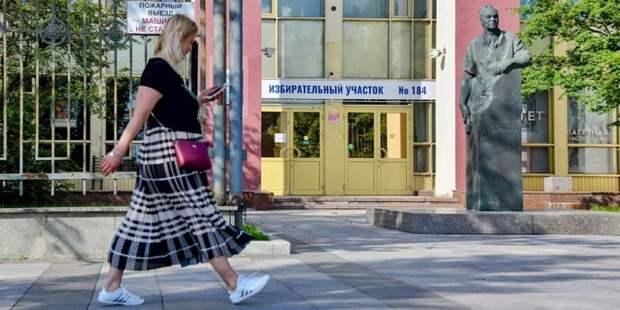 Наблюдатели заявляют о легитимности голосования в Москве / Фото: mos.ru