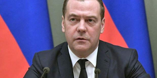 Медведев сообщил о росте киберпреступности