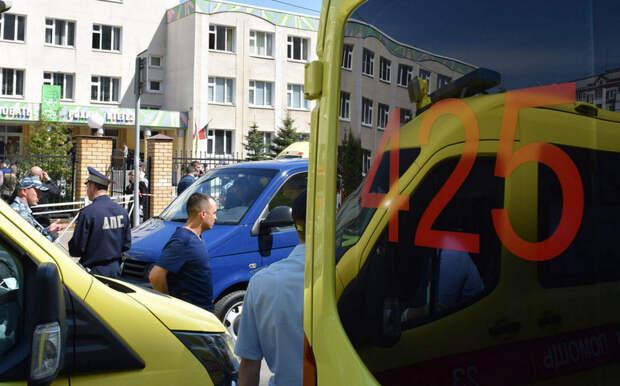 В Кремле высоко оценили действия учителей во время стрельбы в школе Казани