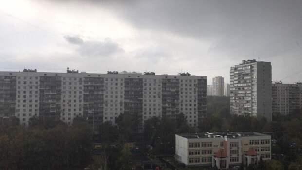 Вильфанд спрогнозировал облачную погоду с небольшими дождями 9 мая в Москве