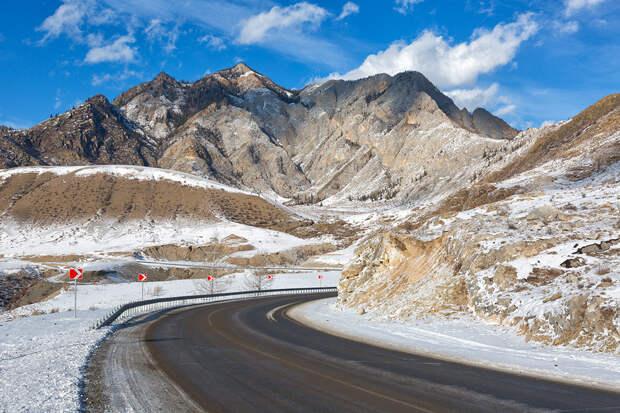10 дней по зимнему Алтаю