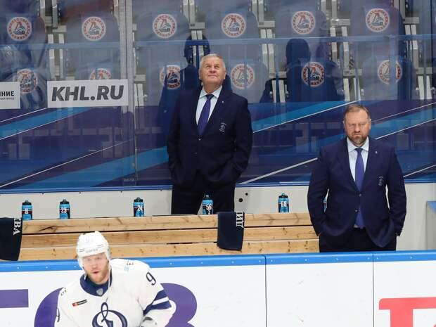 Владимир Крикунов: «Успокаиваемся, выигрывая 2:0»