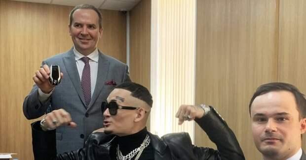 Моргенштерна оштрафовали на 100 тысяч рублей