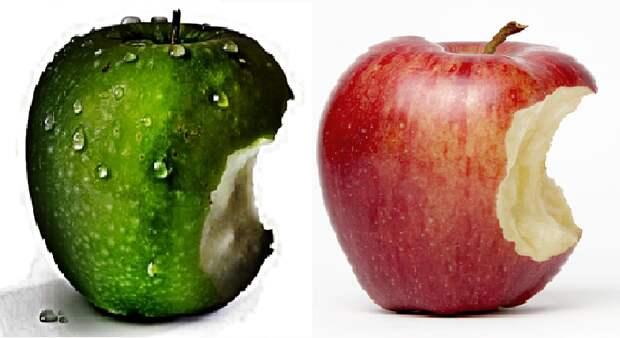 Две половинки яблока   Сокрытое Сокровище