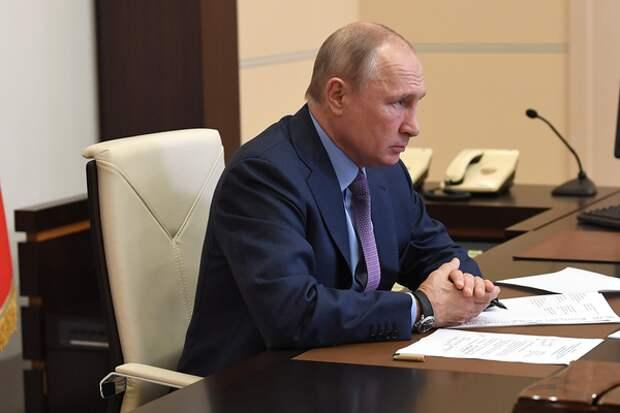 Путин решил объявить режим ЧС в Норильске: Политика: Россия: Lenta.ru