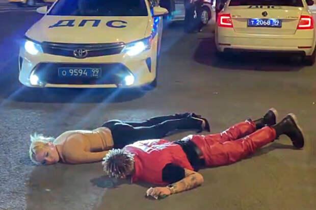 «Самая опасная преступница»: Ивлееву задержали после «Премии МУЗ-ТВ»