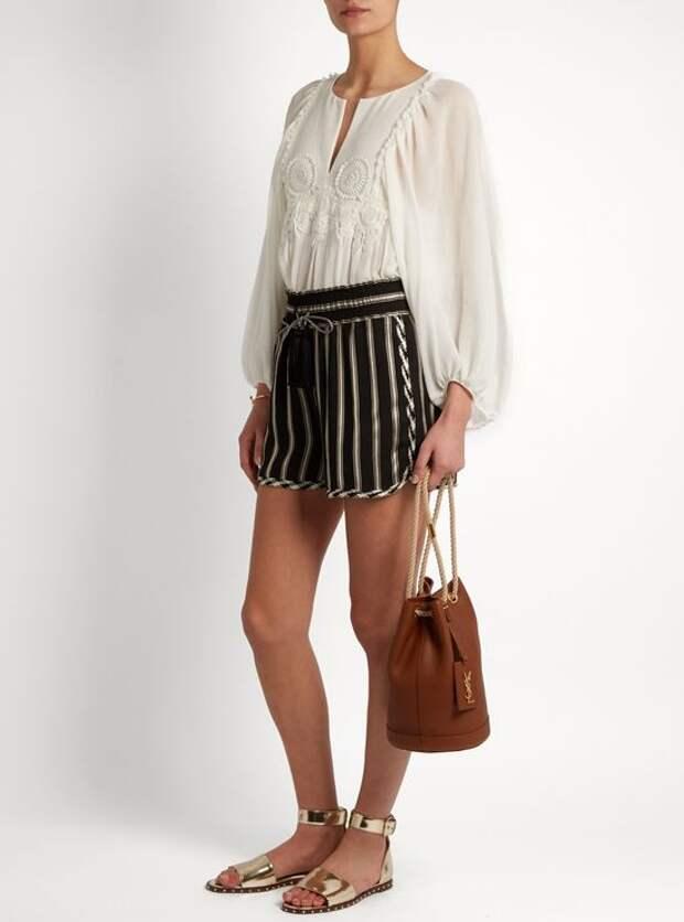Кулиска в моде: как носить такую одежду, чтобы не выглядеть небрежно