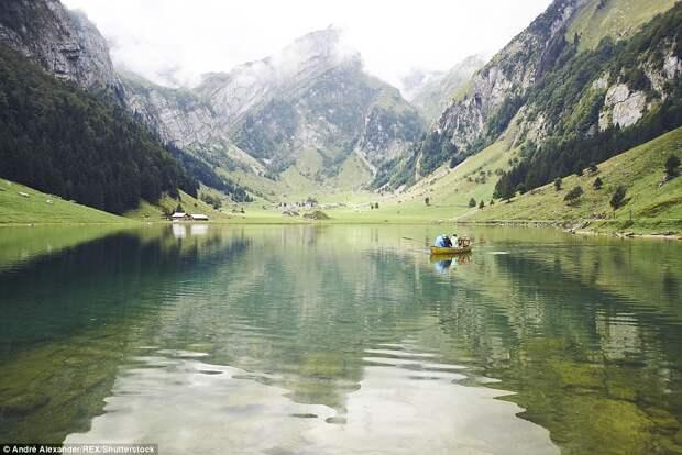 Красивые виды Европы