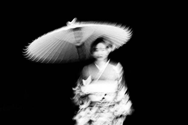 Поощрительная премия в категории «Абстракция» среди любителей, 2020. «Сон про Киото». Автор Ремигиюс Щербаускас