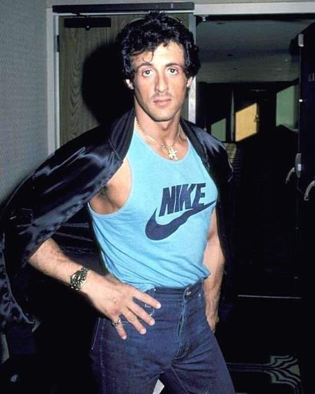 Сильвестр Сталлоне в 80-е Голливуд., Лица с экрана, кинематограф
