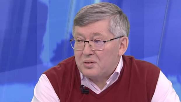 Дандыкин: планы по созданию военной базы НАТО и Украины в Азовском море обернутся фиаско
