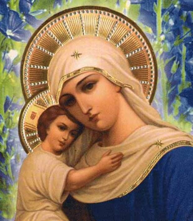 1 апреля Похвала Пресвятой Богородицы (Суббота Акафиста)