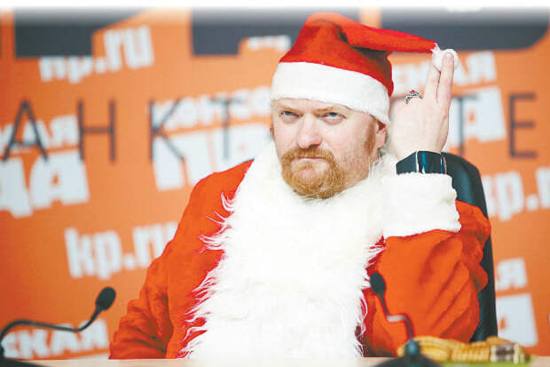 Звездный Дед Мороз: Дядя Обама весь следующий год будет стоять в углу