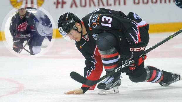 Жуткая травма русского хоккеиста. У Лемтюгова разорвалась селезенка, он провел 10 дней в коме