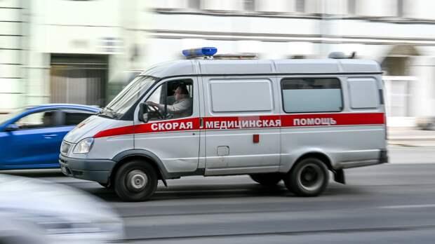 Подросток попал в реанимацию с отравлением этанолом в Петербурге