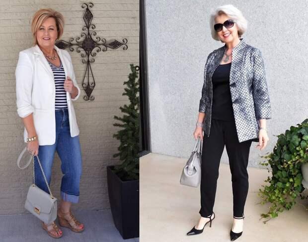 Образы стилиста Рогова для женщин 50+, которые легко воплотить в жизнь