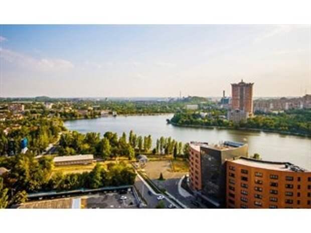Столица Украины перемещается в Донецк?