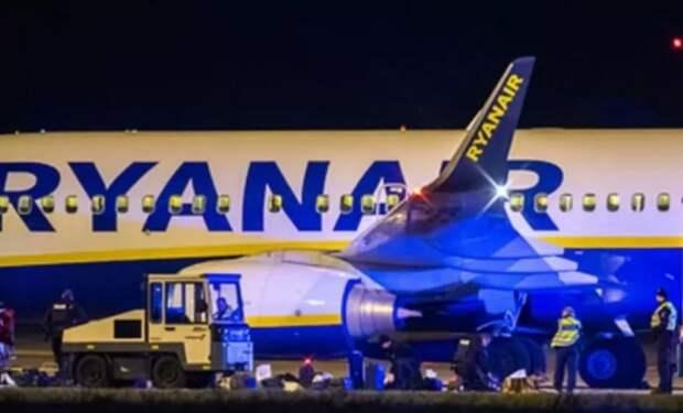 «Минский разворот» заиграл новыми красками: Берлин повторил белорусский трюк с Ryanair