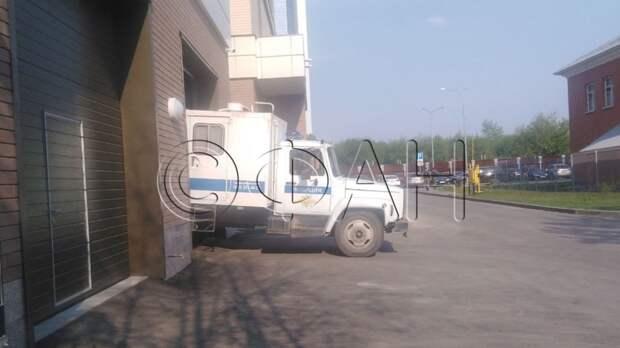 Расстрелявший детей в казанской гимназии доставлен в суд