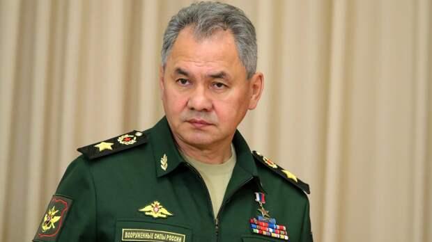 Министр обороны РФ Сергей Шойгу проголосовал на думских выборах