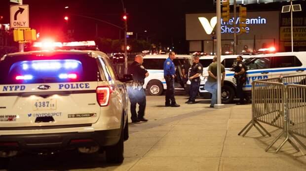 Афроамериканец прикрывался новорожденным сыном от пуль полицейских