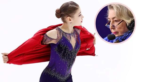 Тарасова назвала справедливой победу Косторной в номинации «Лучший новичок» премии ISU Skating Awards